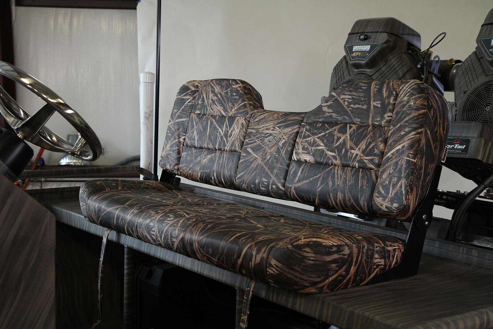 Folding Bench Seat