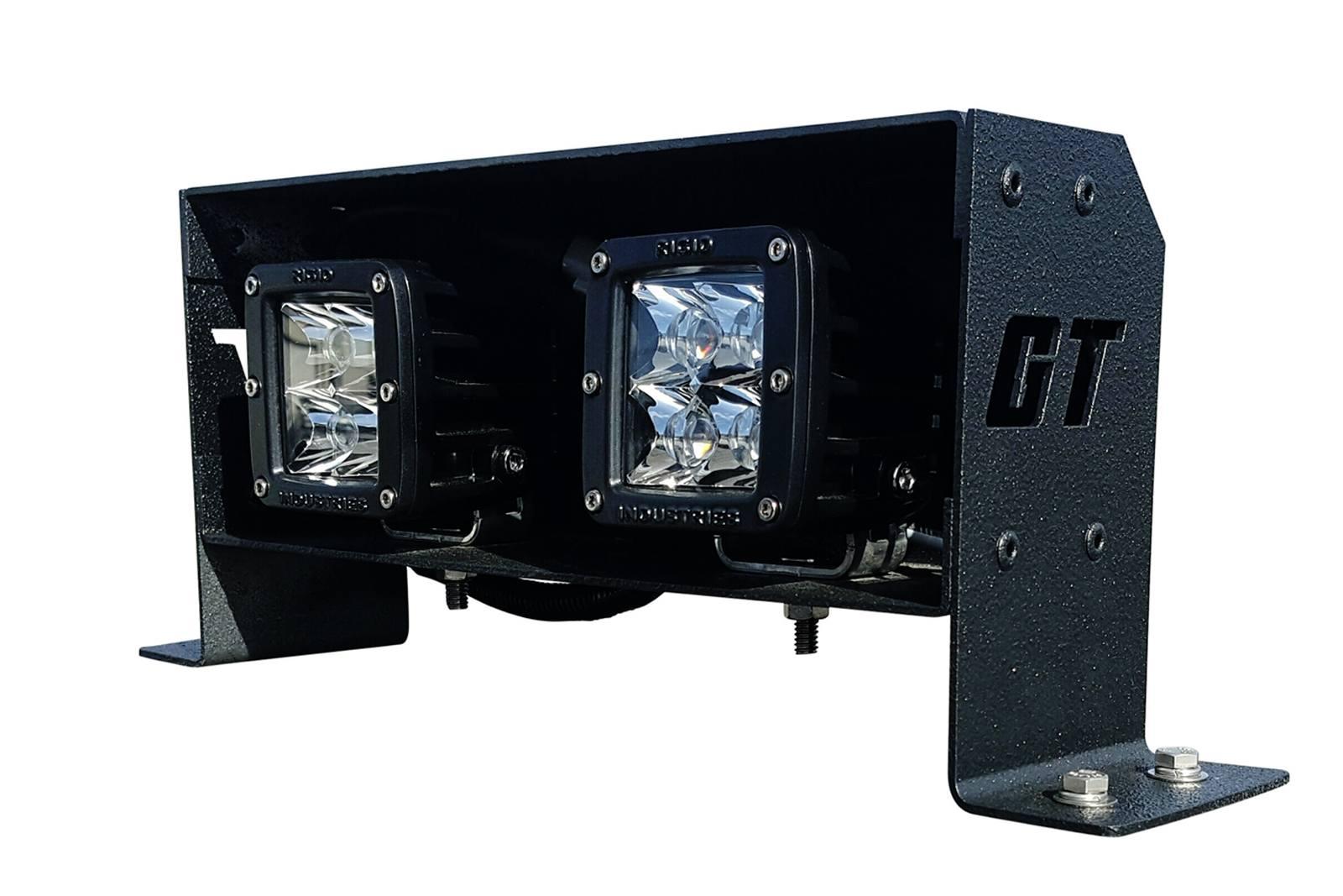 Image of rigid swamp lights