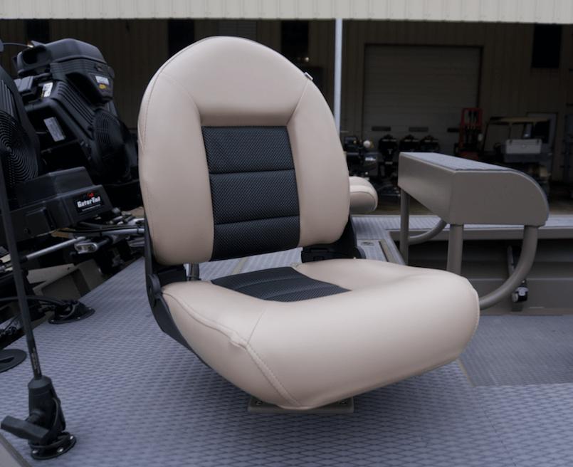 Image of Gator Tail boat seat